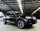 BMW X3 20d LCI ปี 2015