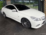 Benz E250 COUPE AMG Panoramic Glass Roof