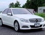 Mercedes Benz W204 C200 CGI Turbo ปี 2013
