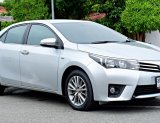 2015 Toyota Corolla Altis 1.6 G รถเก๋ง 4 ประตู