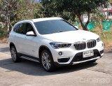 BMW X1 2.0 sDrive18d F48 ปี16จด17 รถบ้านมือเดียวทรงสวยขับดีตัวรถไม่ชน