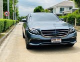 2017 Mercedes-Benz E350 2.0 e Exclusive รถเก๋ง 4 ประตู