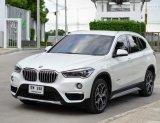 2016 BMW X1 sDrive18d รถเก๋ง 4 ประตู