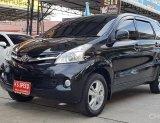 🎉🚘TOYOTA AVANZA 1.5G เกียร์Auto ปี2013 สีดำ