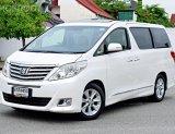2013 Toyota ALPHARD 2.4 V รถตู้/