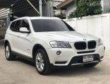 BMW X3d F25 รุ่น HIGHLINE ปี 2013 ดีเซล