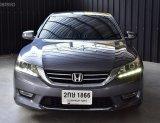 รถมือสองสภาพดี รถมือสองราคาถุก Honda Accord 2.0 EL ปี 2014 รถมือสองฟรีดาวน์