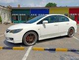 ปี2011 HONDA CIVIC (FD) 1.8 S. เกียร์AT รถเก๋ง4ประตู
