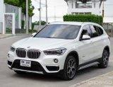 2016 BMW X1 sDrive18d รถเก๋ง 5 ประตู