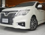 2015 Nissan Elgrand 2.5 High-Way Star van