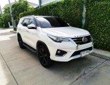 Toyota Fortuner 2.8 (ปี 2017) TRD Sportivo SUV AT (รุ่นท๊อปสุด + 4WD)