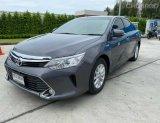 2017 Toyota CAMRY 2.0 G รถเก๋ง 4 ประตู