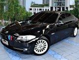 BMW 528i F10 หรู แรง ขับสนุก แต่ประหยัดสุด 16 กม/ลิตร Warranty 2 ปี Free ค่าแรงและอะไหล่