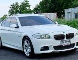 BMW F10 520D M-Sport Package ปี 2011 มาพร้อมชุดแต่ง M-Sport รอบคันจากโรงงาน