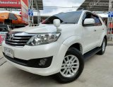 TOYOTA FORTUNER 3.0 V AT ปี 2012 (รหัส TKDM10)