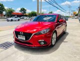 MAZDA 3  2.0 SP Sports Skyactive TOP ปี 2016