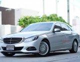 Benz E300 Bluetec Hybrid Exclusive ปี 2014