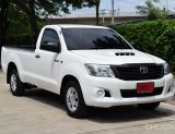 Toyota Hilux Vigo 2.5 CHAMP SINGLE ( ปี2013 ) J Pickup MT