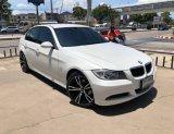 🔥จองให้ทัน อย่าพลาด🔥 BMW E90 320i ปี 2006 สีขาวสภาพสวย Serviceถึง ต้องคันนี้