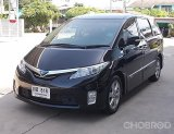 Toyota Estima Hybrid 2.4 E-Four [G] ปี09 รถบ้านมือเดียวสภาพสวยขับดีตัวรถสภาพพร้อมใช้งาน