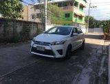 2016 Toyota YARIS 1.2 E รถเก๋ง 4 ประตู