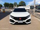 Honda CIVIC FK 1.5 TURBO ปี 2017  สีขาว แต่งสวย