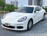 Porsche Panamera S E-Hybrid รุ่น MNC แล้ว ออกศูนย์ AAS รับประกันศูนย์ 9ปี