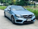 จองให้ทัน Benz E200 coupe AMG 2013 รถคุณหมอสภาพดี