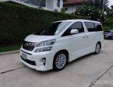 Toyota Vellfire 2.4ZG 2012 👍ตัวท๊อปสุด