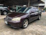 ขายรถ 2001 Honda CIVIC 1.7 VTi รถเก๋ง 4 ประตู