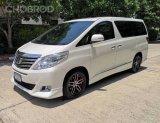 2013 Toyota ALPHARD 2.4 V รถตู้/MPV