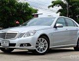 2010 Mercedes-Benz E200 CGI BE w212 สีเทา