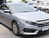 2017 Honda CIVIC E 1.8E รถเก๋ง 4 ประตู