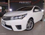 ขายรถ  Toyota Altis 1.6E CNG ปี2016 รถเก๋ง 4 ประตู