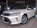 ขายรถ  Toyota CAMRY 2.5 Hybrid ปี2016 รถเก๋ง 4 ประตู