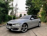 2012 BMW SERIES 3 รถเก๋ง 4 ประตู มือเดียวออกห้าง  สภาพสวย ไม่เคยชน100% สวยกริ๊ป ใช้น้อย
