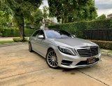 2017 Mercedes-Benz S500 e รถเก๋ง 4 ประตู
