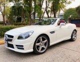 2013 Mercedes-Benz SLK200 AMG Dynamic รถเปิดประทุน