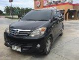 Toyota AVANZA 1.5 S ออโต้ ปี 2011 ไมล์แท้แสนโล
