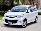 2015 Toyota AVANZA 1.5 E รถตู้/MPV