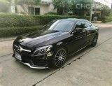 🔥รีบจองให้ไว🔥 Benz c250 coupe amg ปี 2017 รถบ้านมือเดียว สวยจัด ไม่เคยมีอุบัติเหตุ