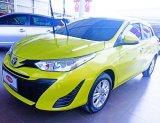 ขายรถ Toyota YARIS 1.2 E ปี2018 รถเก๋ง 5 ประตู