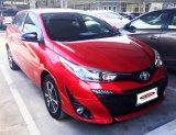 ขายรถ Toyota YARIS 1.2 G+ ปี2018 รถเก๋ง 5 ประตู