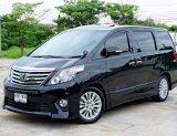 2014 Toyota ALPHARD 2.4 SC รถตู้/MPV