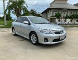 2013 Toyota Corolla Altis 1.6 G รถเก๋ง 4 ประตู