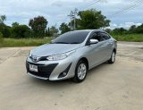 2018 Toyota Yaris Ativ 1.2 E รถเก๋ง 4 ประตู