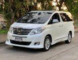 2012 Toyota ALPHARD 3.5 V รถตู้/MPV