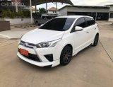 2016 Toyota YARIS 1.2 G รถเก๋ง 5 ประตู