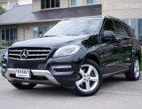2013 Mercedes Benz ML250 CDI Diesel Suv ขับ 4 ดีเซล