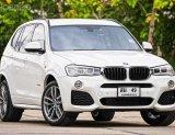 BMW X3 xDrive20d(ดีเซล) Lci M-Sport Package รุ่นTopสุด  ขับเคลื่อน4ล้อ
